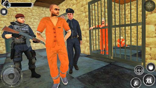 Code Triche Great Jail Break Mission - Prisoner Escape 2019 APK MOD (Astuce) screenshots 1