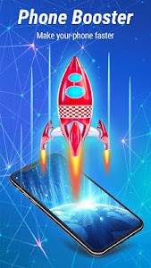 Speed Booster - Phone Boost & Junk, Cache Cleaner 1.32.0