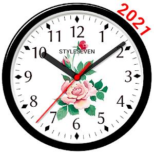 Skin Analog Clock7