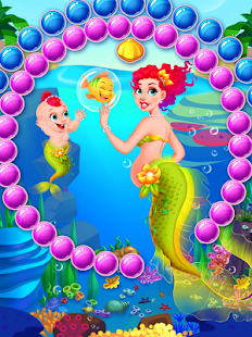 Mermaid Pregnancy Bubble