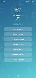 Accumulator PDF creator 1.42 Apk 2