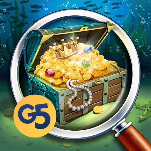 The Hidden Treasures: Seek & Find Hidden Objects