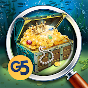 The Hidden Treasures: Find Hidden Objects・Match 3