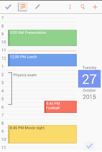 To-Do Calendar Planner Screenshot