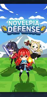 Novelpia Defense screenshots 1