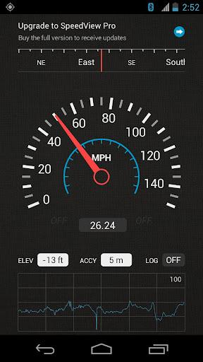 SpeedView: GPS Speedometer Apk 2