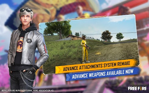 Garena Free Fire-New Beginning Apk Mod + OBB/Data for Android. 5
