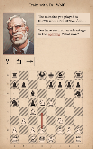 Learn Chess with Dr. Wolf  Screenshots 18