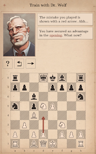 Learn Chess with Dr. Wolf Apk Download, NEW 2021 12