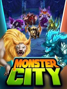 Monster City Mod APK [Unlimited Gems] | Latest version 2021 – Prince APK 1