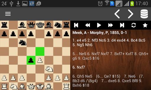 Chess PGN reader 1.0.10 screenshots 8