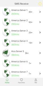 SMS Receive  Virtual Phone Numbers Temp Numbers V2.3.1