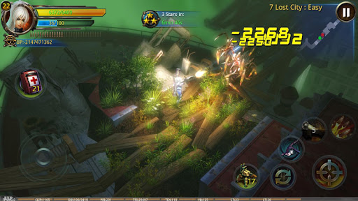 Broken Dawn II HD 1.4.4 screenshots 1
