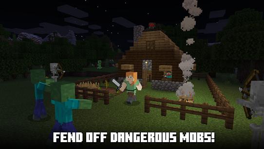 Minecraft Trial 3
