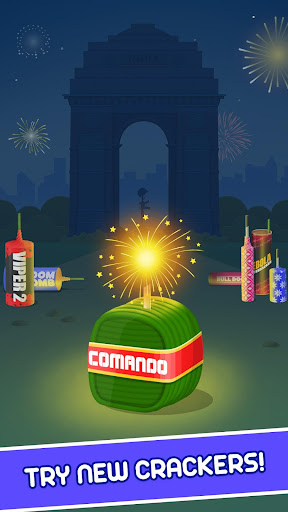 Diwali Firecrackers Simulator- Diwali Games  screenshots 6