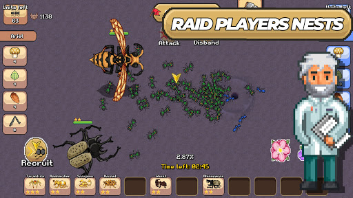 Pocket Ants: Colony Simulator 0.0621 screenshots 4