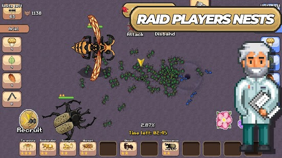 Pocket Ants: Colony Simulator Screenshot