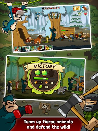 Lumberwhack: Defend the Wild 5.6.6 screenshots 6