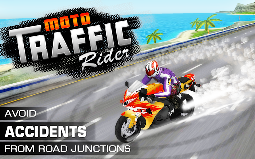 Moto Traffic Rider 3D modavailable screenshots 1