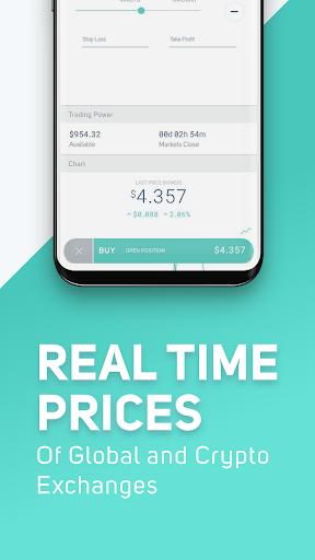 Quantfury: Everybody's Honest Trading  Paidproapk.com 2