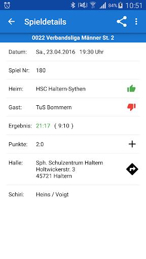 hsc haltern/sythen screenshot 3