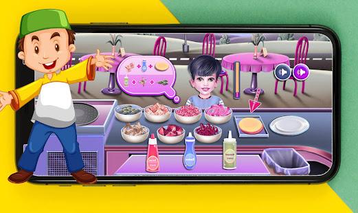 افضل شيف لعبة طبخ مرحل كثيرا 1.0.1 screenshots 1