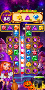Witch Jewels Castle