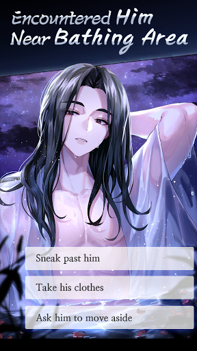 Time Of The Dead : Fantasy Romance Thriller Otome  screenshots 1