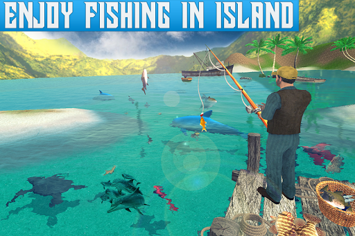 Boat Fishing Simulator: Salmon Wild Fish Hunting 1.5 screenshots 4