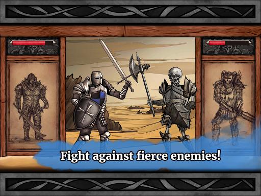 Paladin's Story: Fantasy RPG (Offline) 1.2.0 screenshots 6