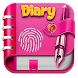 My diary with fingerprint lock - Journal, Notepad - Androidアプリ