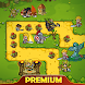 Defense Heroes Premium: Defender War Tower Defense - Androidアプリ