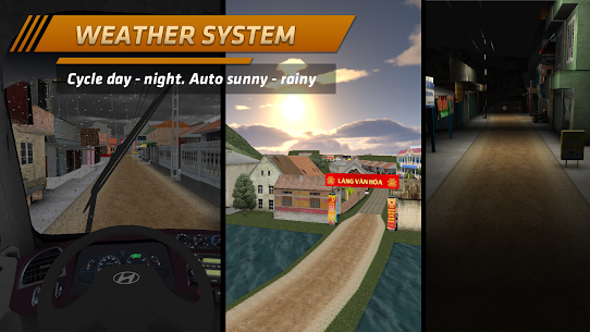Minibus Simulator Vietnam (MOD, Unlimited Money) For Android 4