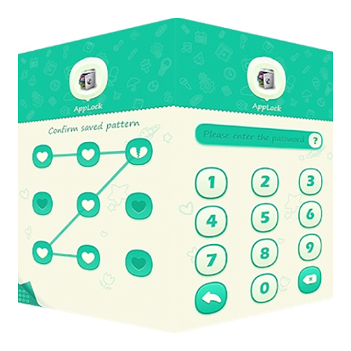 AppLock Theme Green For PC Windows (7, 8, 10 and 10x) & Mac Computer