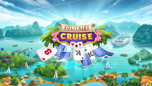 Solitaire Cruise Game: Classic Tripeaks Card Games apkpoly screenshots 5