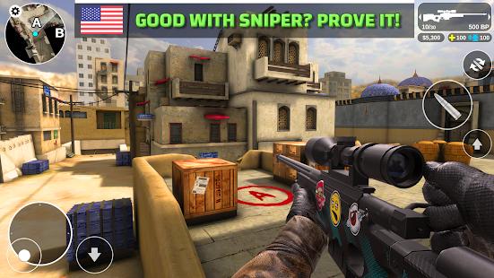 Counter Attack - Multiplayer FPS 1.2.43 Screenshots 4