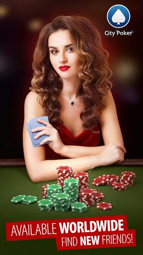 City Poker: Holdem, Omaha  screenshots 1