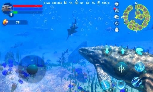 Mosasaurus Simulator screenshots 3