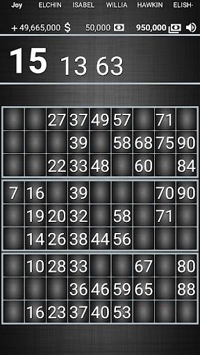 Bingo Live Black Edition Money Game Lotto online $ 1.1.4.2.4 Screenshots 4
