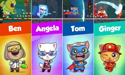 Talking Tom Candy Run apkdebit screenshots 4