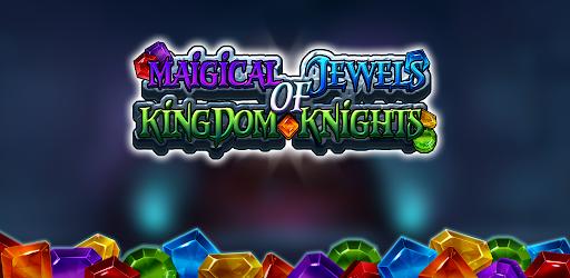 Magical Jewels of Kingdom Knights: Match 3 Puzzle apkdebit screenshots 12