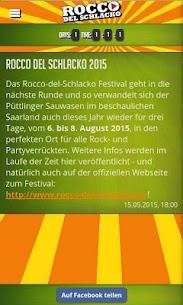 Rocco del Schlacko Festival 2