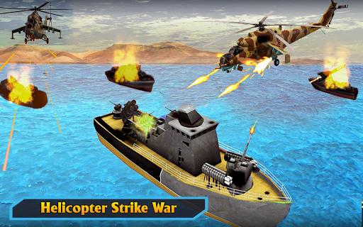 Gunship Helicopter Air War Strike android2mod screenshots 5