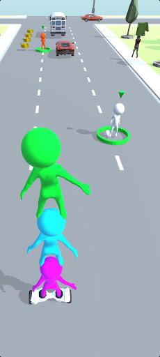 Scooter Taxi screenshots 3
