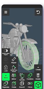 3D Modeling App  Sketch, Draw, Paint Sculpt Create Apk 4
