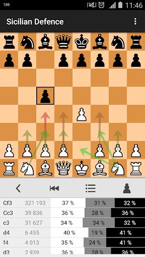 Chess Openings Pro  screenshots 4