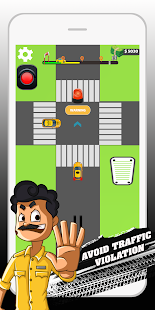 Smart Cabby - 2D Car Driving game