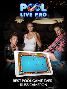 Pool Live Pro 🎱 8-Ball 9-Ball Screenshot
