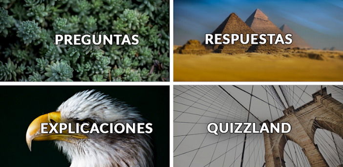 Acertijos y adivinanzas. Trivia y Quiz. QuizzLand
