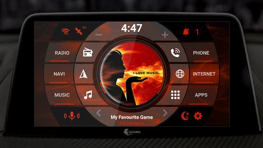 AGAMA Car Launcher 2.6.0 Screenshots 7